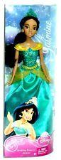 "Disney Sparkling Princess Jasmine Aladdin 11"" Doll NRFB!"