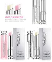 New Fruit Flavored Lip Balm Moisturizing Hydrating Lip Balm Pure Color Lipstick