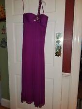 Cache One Shoulder Formal Dress Size 6