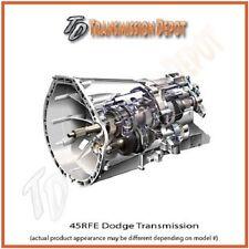 45RFE Dodge  Transmission 2 WD & 4X4