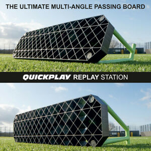 QUICKPLAY REPLAY STATION PASSING WALL