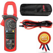 Uni T Ut203 Digital Handheld Clamp Multimeter Tester Meter Dmm Amp Ce Ac Dc