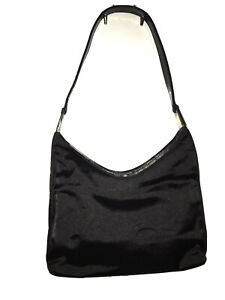 Authentic Gucci BLACK Shoulder Bag Made In ITALY