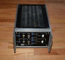 Trek 601A-2 Dual High Voltage Amplifier - Works