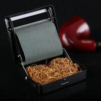 Automatic Cigarette Tobacco Roller Rolling Machine Box Metal 70mm case