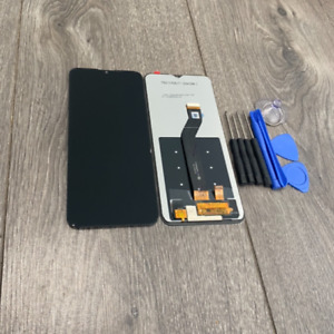 Replacement LCD Screen +Touch Digitiser Motorola Moto G8 Power Lite Black UK