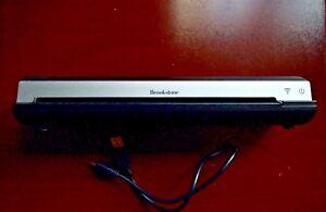 Brookstone iConvert Wi-Fi Scanner (K4) Model # S400W