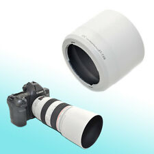 White ET-73B Lens Hood Shade for Canon EF 70-300mm f4-5.6L IS USM 67mm Thread