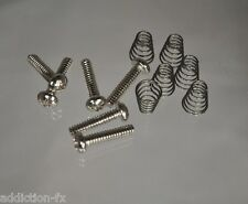 Fender Stratocaster Pickup Springs and Screws,6 pieces EACH