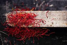 1 G Safran fils Premium de qualité Saffron d'Iran Rouge Fils Red