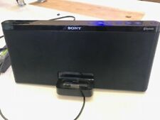 Sony Rdp-x60ip Ipod/iphone Speaker Dock System- Excellent Condition!