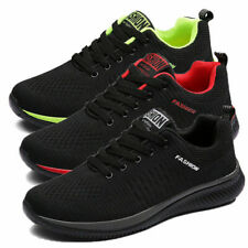 Mens Sports Running Shoes Jogging Outdoor Athletic Casual Walking Tennis Sneaker