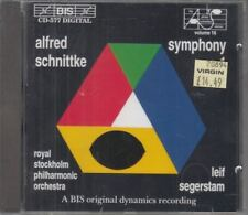 Schnittke: Symphony No. 1 : Carl-Axel Dominique