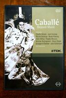 Caballe - Beyond Music  - DVD, As New