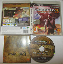 Uncharted 3 L'Inganno di Drake - Sony Playstation 3 PS3 PAL