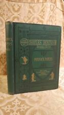 Decorated Antique Book Works of Charles Dickens Posthumous Papers Pickwick Club