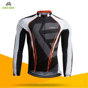 For Winter Warm Thermal Fleece Men's Team Long Sleeve Cycling Jersey Pants Sets