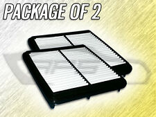 AIR FILTER A35368 FOR 1999 2000 2001 2002 DAEWOO LANOS PACKAGE OF TWO
