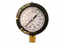 Pentair 190058 Fns Clean & Clear 0-60 psi Pool Filter Pressure Gauge Replacement