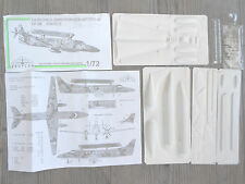 "FAIRCHILD SWEARINGEN METRO-III ""TP88 AWACS"" VACU/PLASTIC PARTS BROPLAN RARE 1/72"