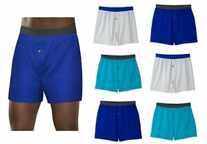Fruit of the Loom Men's Knit Boxers Small-3X Soft Stretch 1st Quality Underwear