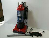 Dirt Devil Endura Reach Upright Bagless Vacuum Cleaner UD20124, Red
