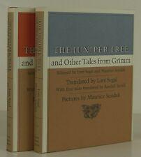 LORE SEGAL & MAURICE SENDAK The Juniper Tree INSCRIBED FIRST EDITION SET