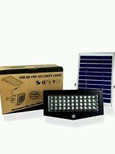 Solar Power LED Motion Sensor Dust to Dawn commercial grade Security Flood Light