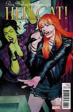 Patsy Walker AKA Hellcat #3 1:25 Kevin Wada Variant Marvel ANAD 2016