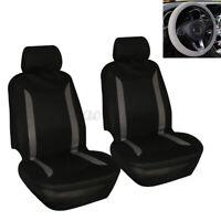 5 PCS Universal Car Seat Sofa Wheel Cover Split Front Rear Washable Set   pn2