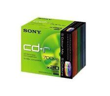 Sony Blank CD-R Discs