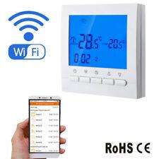 Room Wifi Thermostat Programmable Underfloor Smart Heating Controller digital