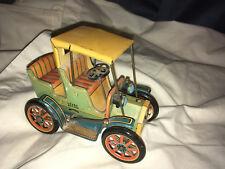 Masudaya M-T Modern Toys Tin Litho Lever action model A Ford postwar Japan WORKS