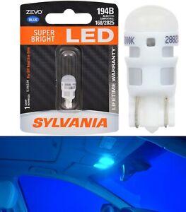 Sylvania ZEVO LED Light 194 Blue 10000K One Bulb Interior Dome Replacement Lamp
