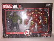 Marvel Legends Studios Avengers Age of Ultron HULK Vs HULKBUSTER 2 Pack Target**