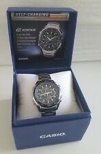 CASIO Men's EQS500DB-1A1 Edifice Tough Solar Chronograph Watch