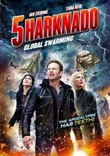 SHARKNADO 5 GLOBAL SWARMING New Sealed DVD