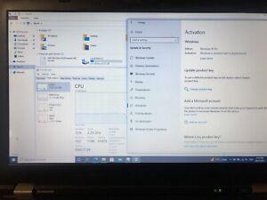 Lenovo Thinkpad T420.  i5 8GB Ram.  250GB HDD.  Windows 10 Pro ACTIVATED