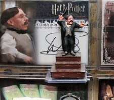 RARE DeAgostini HARRY POTTER Statue Professor FILIUS FLITWICK Young Mustache!