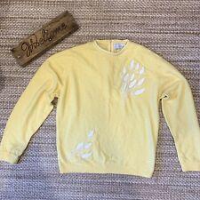 Vtg Minklam by Darlene Women Small Lambswool Angora Rabbit Mink Sweater Top