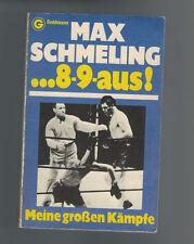 Max Schmeling - ... 8-9 - aus ! - 1956