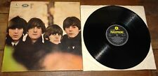THE BEATLES ~ BEATLES FOR SALE ~ UK PARLOPHONE Y&B LP 1964 FIRST PRESS 4N/4N