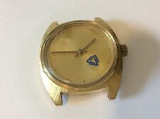 vintage Lafayette mechanical watch running Real Nice