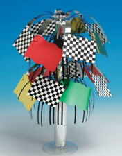 Checkered Flag Mini Foil Centerpiece