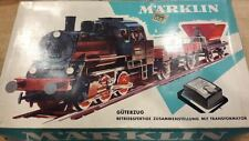 Marklin 2963 HO Freight Train Set (Güterzug, betriebsfertige) + Extra Carriages