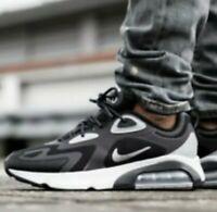 Nike Air Max 200 WTR Mens Running Trainers  UK 9 EUR 44 USA 10 BV5485 008 £77.99