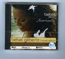CD (NEW) BRESIL BEBEL GILBERTO MOMENTO
