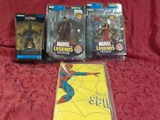 3 marvel legends series 3 4 blank panther daredevil amazing spiderman tablecloth
