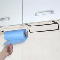 Kitchen Accessories Paper Roll Rack Under Cabinet Towel Holder/Tissue Hanger