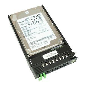 """Fujitsu HDD 2,5"""" 600GB SAS 10K S26361-F5247-L160 6GBs Primergy Festplatte"""